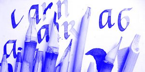 calligraphy-home-blue